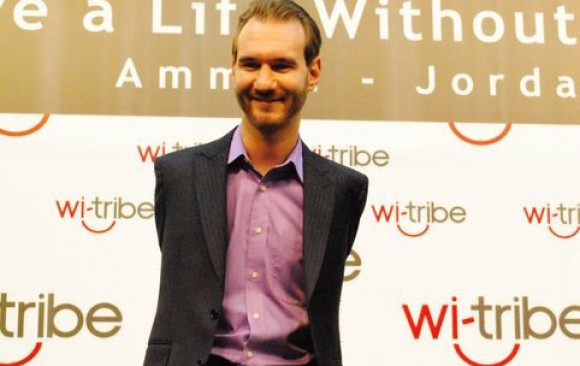 Nick Vujicic-Amman Seminars