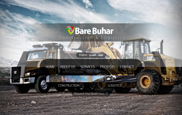 Barebuhar Company Website